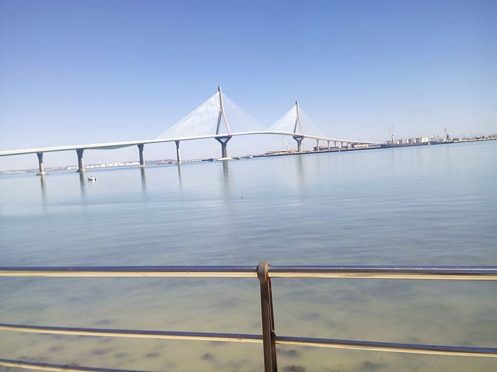 Sea Bridge Corniche Cadiz Andalucía SPAIN Cadizfornia Cadizturismo Sunny Day Today ☺ Puente Día Soleado Sea And Sky Seaside Sea View