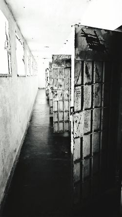 Sinop Prison Prison Old Prison History Black And White Blackandwhite