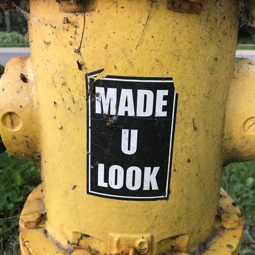 Madeyoulook Yellow Hydrants Hydrant Hiddeninplainsight