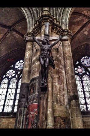 Notre Dame de Strasbourg France Religion