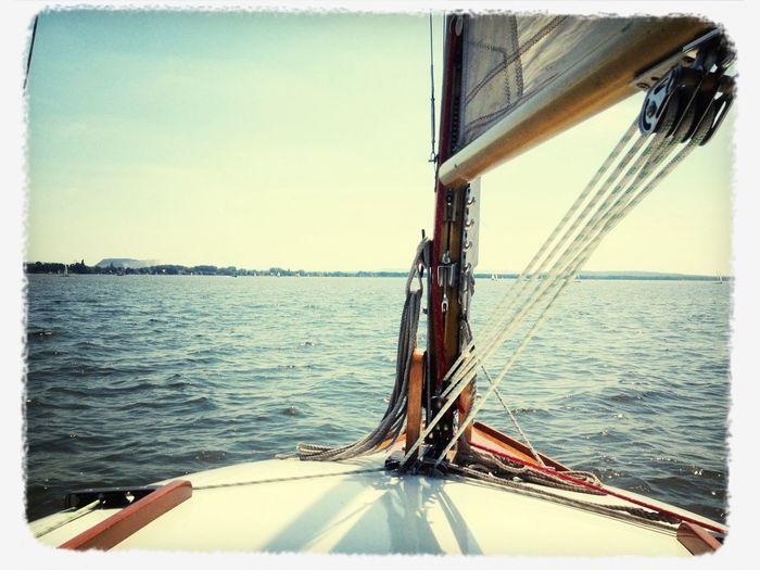 Sailing at Steinhuder Meer Steinhude Steinhude-am-meer.de - Dein Meer-Foto