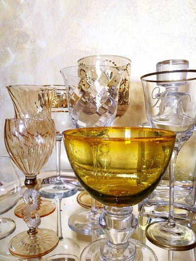 Glassware Elégance Wineglass Luxury Drinking Glass Crystal Glassware Bicchieri Glass Vasos Cristallo Cristalleria