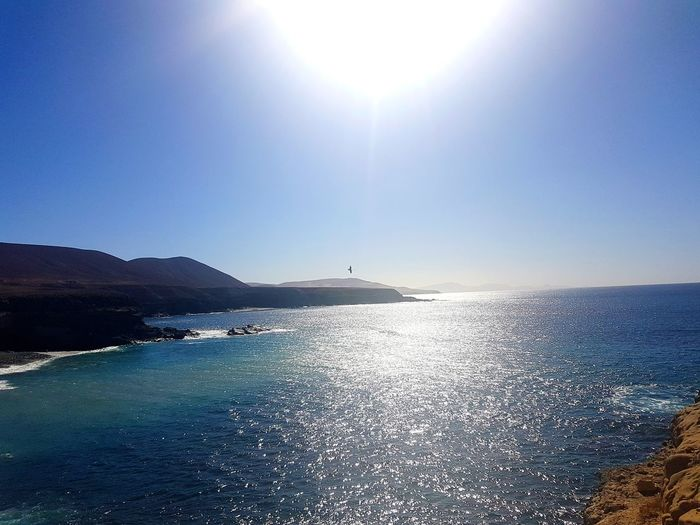 Sea Sun Water