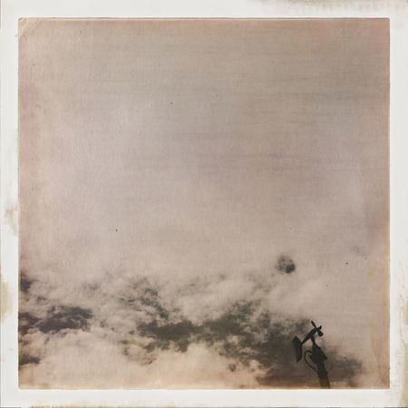 Weathervane Tokyo Sky Clouds And Sky Japan Fine Art Photography