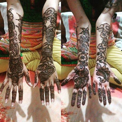 Mehendi Design Engagement Lovelydaysahead