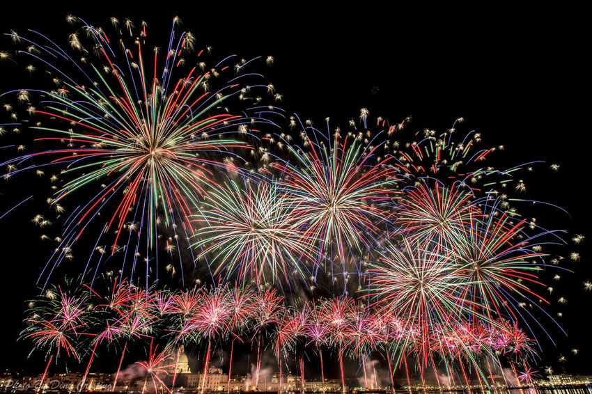 Close-up Color Colorful Dino Cristino Event Exploding Firework Firework - Man Made Object Firework Display Fotografia Notturna Low Angle View Luci Lunghe Esposizioni Motion Multi Colored Night Nikon Nikonphotographer Nikonphotography No People Outdoors Redentore Scatti Di Notte Sky