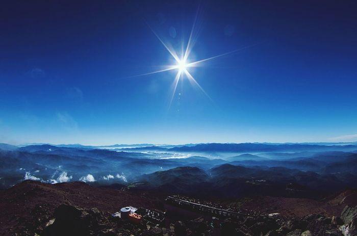 御嶽山の山頂より 御嶽山 Landscape Popular Photos Summit