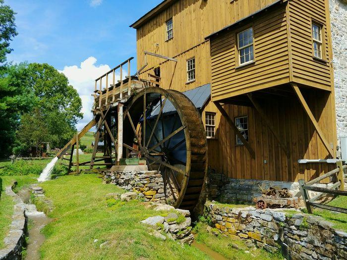 Wayne's Mill.