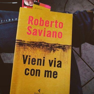 Pronti ! Vieniviaconme Libera Passi Readthisbook Saviano