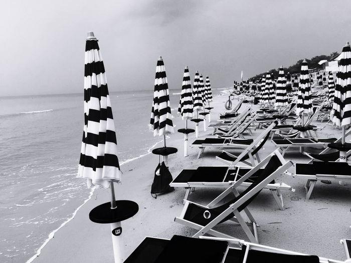 La quiete dopo la tempesta #estate Mare ❤