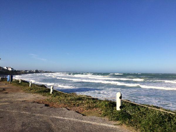 Windy day 🌊 Sea Ocean Beach Windy Rough