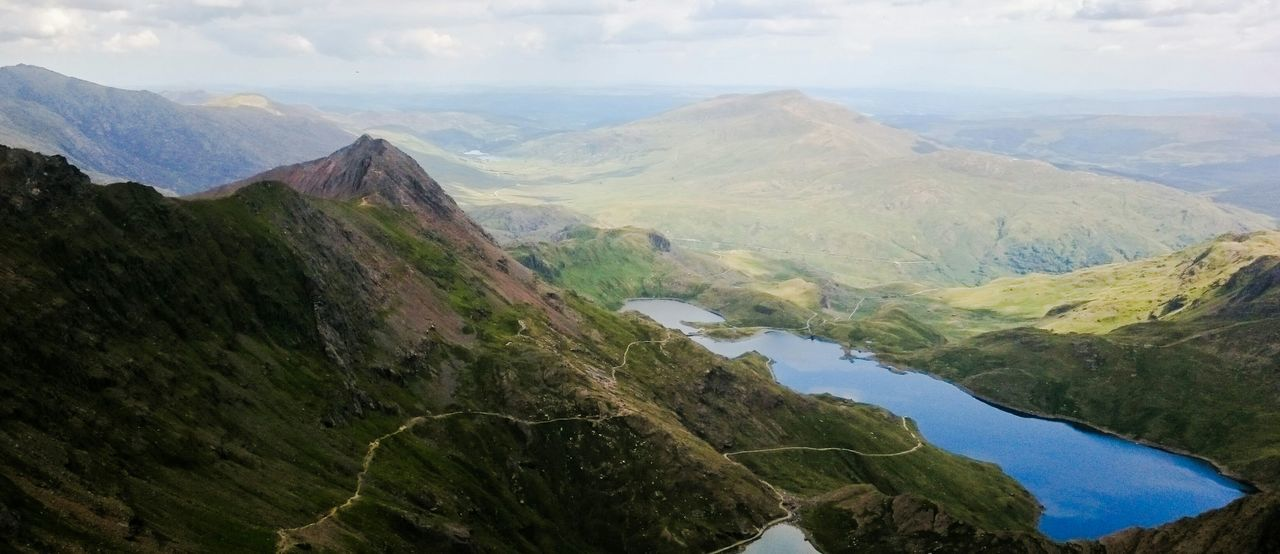 Snowdonia Mountain View Landscape_Collection Landscapes