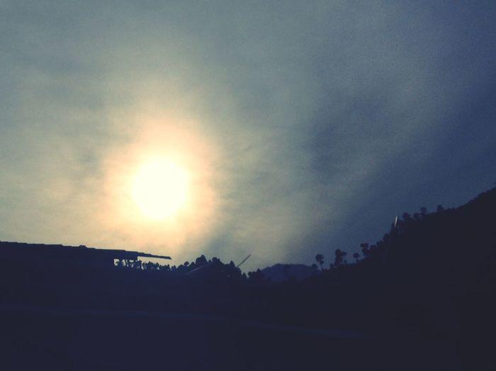 Sun set ?