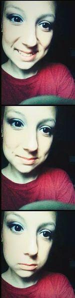 Hi! That's Me Feelinlikealittlegirl Makeup Bigeyes Light Profile Profession Canyoufeelit
