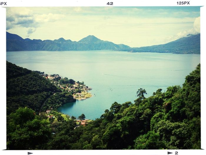 What Does Peace Look Like To You? Lake Atitlán