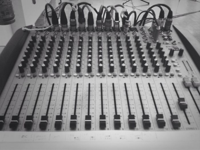 The Mixer Society @OneSoundAndLight