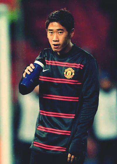 kagawa Manchester United Mufc Champions Man Utd Shinjikagawa