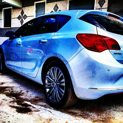 Opel Astra My Car Check This Out Hanging Out Enjoying Life Hi! Relaxing Hello World Sea And Sky Mirror