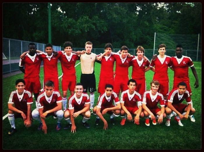 soccer time! Soccer Game Training