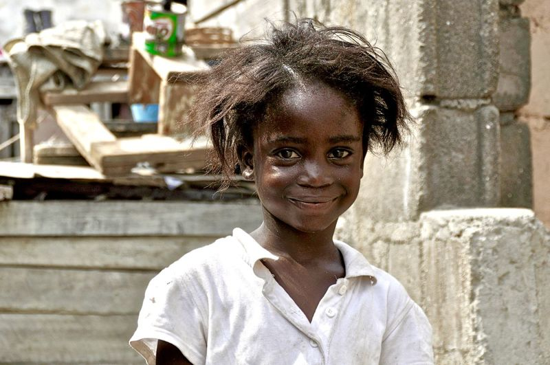 Beautiful Beautiful Girl Faces Of Africa Ghana Innocence Refugee Refugee Camp Africa African Beauty Child Childhood Close-up Cute Face Girl Happiness Human Face Kids Photography Looking At Camera One Person Portrait Poverty Slum Smiling Social Issues