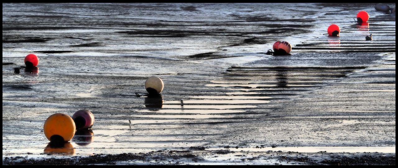Ballspiele Haven Watt Ebbe Nordby Bojen Water Red Sea