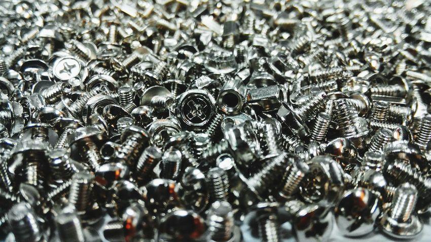 Болты гайки металл Железо сталь крестики нолики Steel Screw Metallic