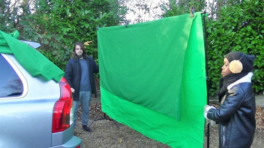 Film Project 2016 2016 2016 Picture Film Green Screen Kent UK Maidstone Maidstone, Kent, UK Car Day Film Industry Film Photography Filmphotography Green Color Kent England Lifestyles Men Outdoors People Real People Togetherness Transportation Tree Uk England Volunteer Women