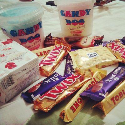 Mumma bought attogula chocolates ^_^ yumm yumm :D