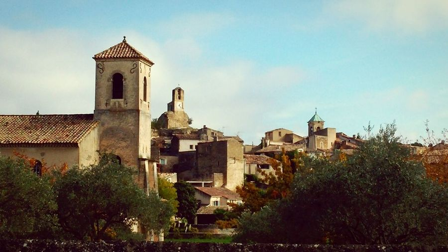 Erasmus Photo Diary day 51: Lourmarin Luberon Provence 2