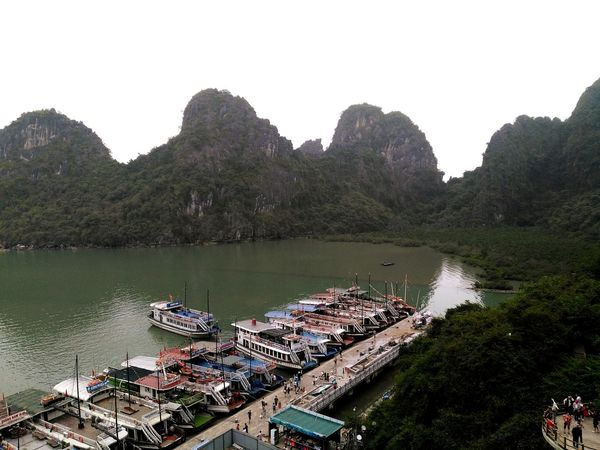 Halong Getty Images Getty+EyeEm Collection Live In Getty Image Water Travel Mountain Travel Destinations Nautical Vessel Outdoors Vacations Nature Day Cavescape Vietnam Trip Travel Photography Traveling Sky Beauty In Nature Mountain Range From Where I Stand Tranquil Scene View From Above Vietnam Travel Seascape Long Goodbye EyeEm Best Shots EyeEm Gallery EyeEm Nature Lover The Great Outdoors - 2017 EyeEm Awards Been There.