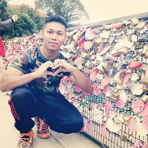 for u my love...ececeh.. abaikan gigi habam yg gongak tu 😭 BukitBendera Habaqmai Penang Love Jiwangman Mrepek