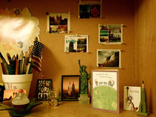 My Desk Today !!!
