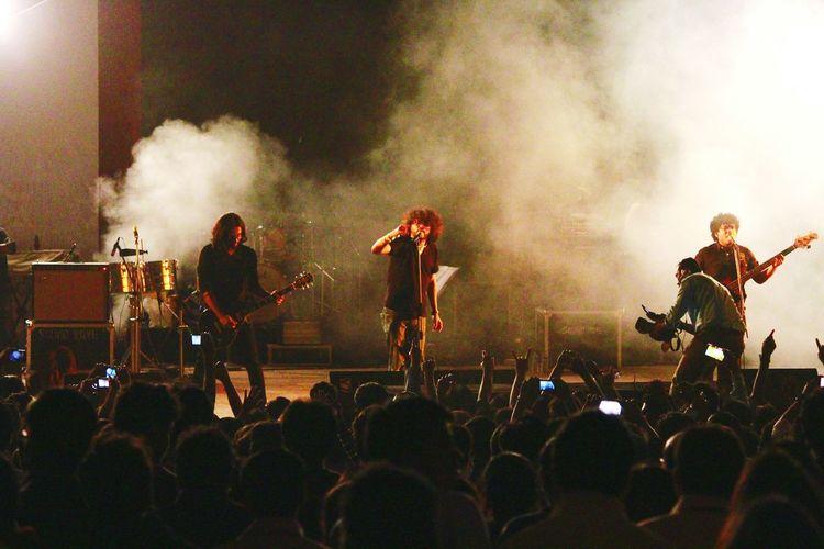 Fossilsrockband Rockband Cognizantparty Concert EyeEmNewHere