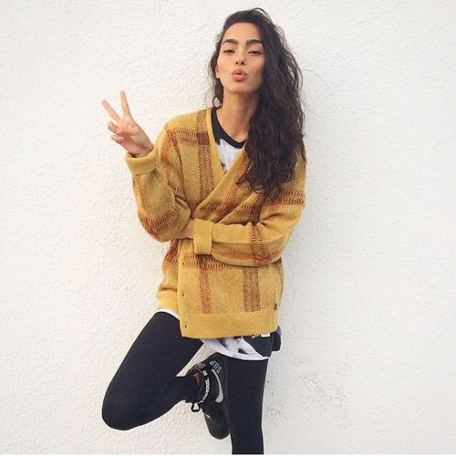 AdrianneHo Supreme Goodmorning