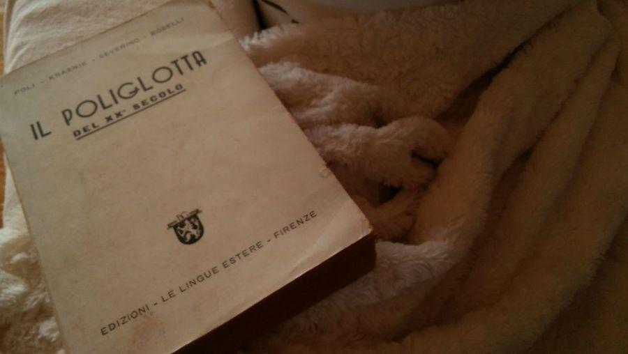 Photographic Memory Myfather's Schoolbook Corsodilingua Tedesca Inglese Francese Spag Spagnola Sonomoltoaffezionataaquestolibro✌