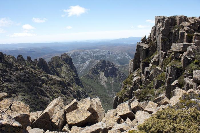 Alpine Australia Cliffs Cradlemountain Rock - Object Rocks Stone Tasmania Tasty Vista