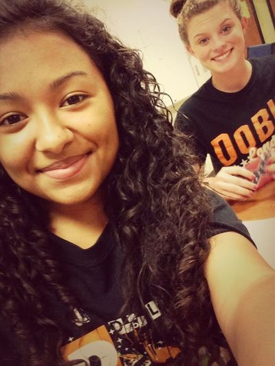 Me & one of my favorite girls ❤ I love her