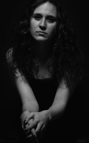 """This is the first picture from the serie called """"Left Behind"""". Leftbehind Blackandwhite Portrait Emotions First Eyeem Photo"""