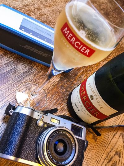 Cheers Champagne Fujifilm Music Camera Hanging Out Mercier