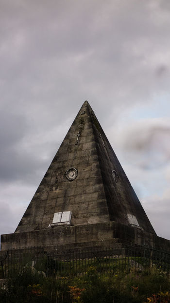 Rock of Ages - The Star Pyramid / Salem Rock Architecture The Architect - 2016 EyeEm Awards Built Structure Cemetery Cemetery_shots Darkart Eye Em Scotland Famous Place History Rock Landmark Light And Shadow Light And Shadows Monument Mysterious Mystery Pyramid Pyramids Religion Scotland Stirling Symbol Symbolism Symbols Seeing The Sights