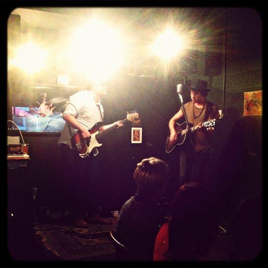 SuperCaine @ Room Sixty Bar. Brisbane, September 2013 Music Makes Me Lose Contol