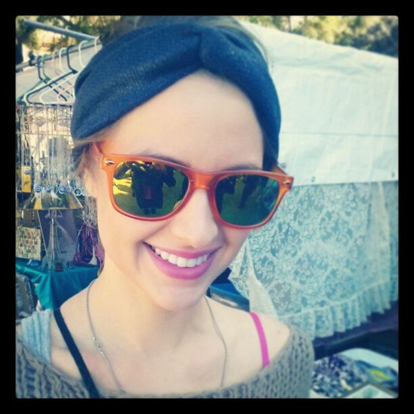 Another Sunday, another satisfied customer...looking good Casey,Turbans , Melrosetradingpost @merrycasey27