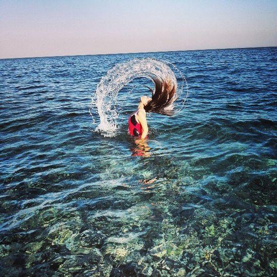 Sea Hair Instacool Instacrazy fun game cıbıcıbı