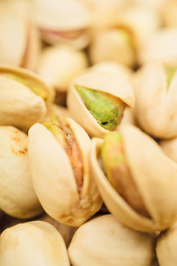 Close-up Food Food And Drink Group Of Objects Healthy Eating Heap Large Group Of Objects Nut Nut - Food Pistachio Selective Focus