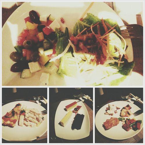 Buffett Dinner! :)