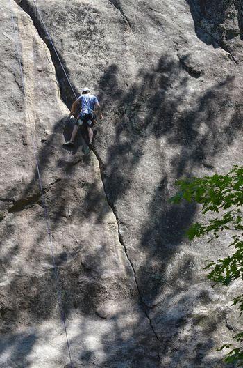 Extreme Sports Climbing Mountain Clambering Rock Climbing Adventure Sport Cliff Motion Rappelling Climbing Equipment Mountain Climbing