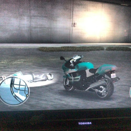 Kawasaki ZX14 Midnight Club clutch