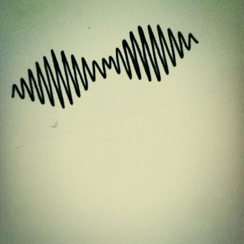 Wall Arctic Monkeys Bedroom