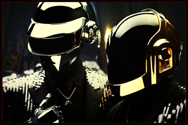 "I ♥ Daftpunk. ""Harder. Better. Faster. Stronger"" . Daft Punk Check This Out"