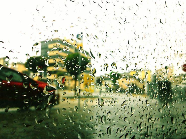 Relaxing Rain Hello World Enjoying Life Ambrella ♡♡♡♡♡